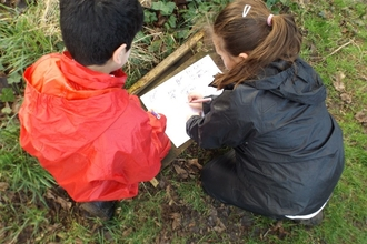 Pupils design their ideal Outdoor Learning area